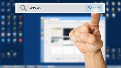 search screen computer