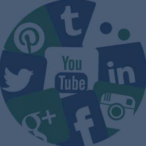 Social media icons | CWR Digital Advertising Augusta GA
